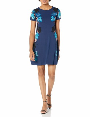 Desigual Women's Dress Short Sleeve