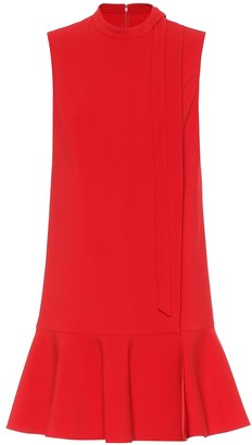 Valentino Stretch-wool minidress