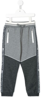 Dolce & Gabbana Branded Track Pants