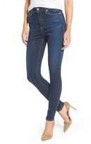 AG Jeans Women's Mila Super High Rise Skinny Jeans