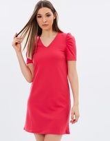Dorothy Perkins Mutton Sleeve Dress