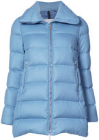 Moncler puffer jacket - women - Cashmere/Polyimide - 0