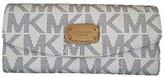 Michael Kors Jet Set Slim Flap Wallet