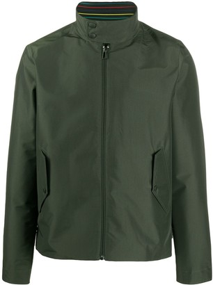 Paul Smith Funnel Neck Jacket