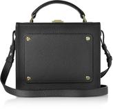 Meli-Melo Black Leather Art Bag
