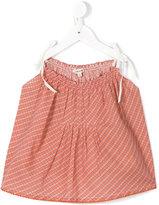 Caramel Poke blouse