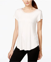 Alfani High-Low T-Shirt, Only at Macy's