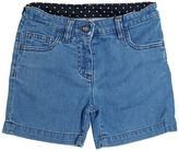 Dolce & Gabbana Stretch Light Cotton Denim Shorts