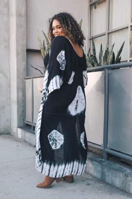 Leto Tie Dye Kimono