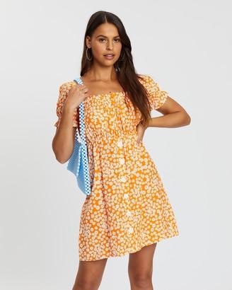 Faithfull The Brand Laura Mini Dress