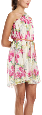 Elizabeth and James Floral Raquel Dress