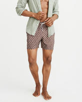 Abercrombie & Fitch Printed Trunks