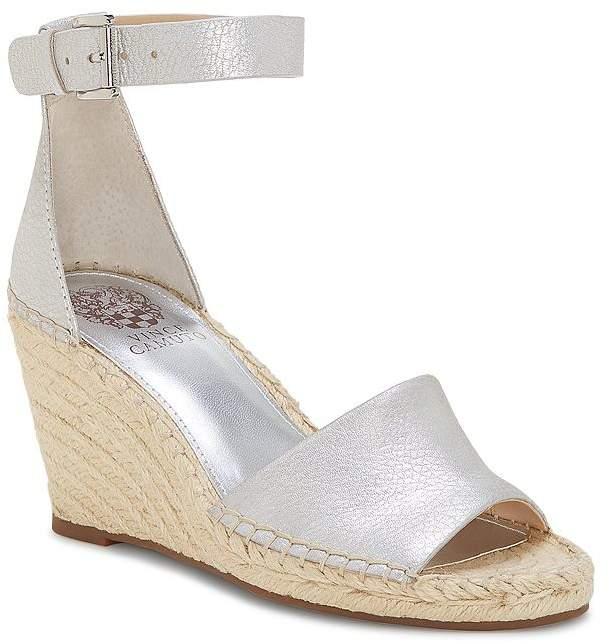 a78f427a691 Women's Leera Suede Espadrille Wedge Sandals