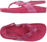 Naturino Toe strap sandals