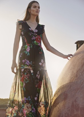 Phase Eight Isadora Floral Maxi Dress