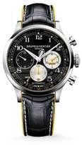 Baume & Mercier Capeland Shelby? Cobra 10282 Limited Edition Stainless Steel & Alligator Strap Watch