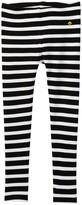 Kate Spade striped legging (Toddler & Little Girls)