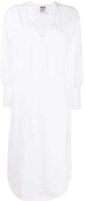 Kristensen Du Nord Oversized Shirt Dress