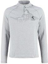 Odlo Glade Fleece Jumper Grey Melange
