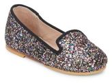 Bloch Toddler's Glitter Smoking Slippers