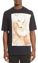 3.1 Phillip Lim Men's Animal Graphic T-Shirt