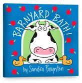 Barnyard Bath! Bath Book by Sandra Boynton