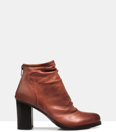 Mya Leather Ankle Boots