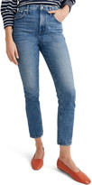 Madewell The High Rise Slim Boy Jeans
