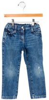 Dolce & Gabbana Boys' Distressed Jeans