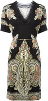 Etro paisley print T-shirt dress - women - Viscose - 48