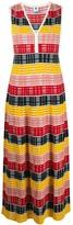 M Missoni v-neck knitted dress
