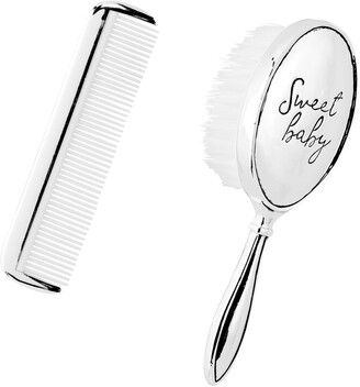 Mud Pie My First Brush And Comb Set