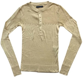 Polo Ralph Lauren Beige Silk Knitwear for Women