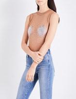 Good American Show Girl crystal-embellished body