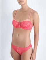 Heidi Klum Intimates Masquerade Muse lace bikini briefs