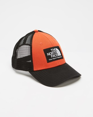 The North Face Red Caps - Mudder Trucker Cap - Size One Size at The Iconic