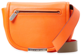 Marc by Marc Jacobs Luna Small Leather Saddle Crossbody