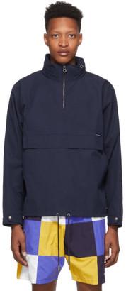 Aimé Leon Dore Navy Anorak Jacket