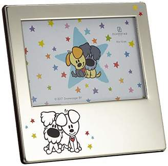 Zilverstad Photo Frame with Colour, Woezel and Pip