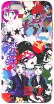 DSQUARED2 manga print iPhone 6 cover