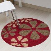 M0028550 Lovely hildren omputer ushion pad/Round anti-skid mat hair/Mat/Living room bed mat