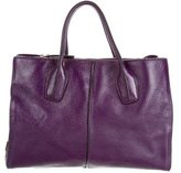 Tod's D-Styling Lavoro Leather Tote
