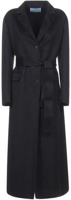 Prada Belted Coat