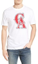 American Needle Men's Brass Tack Los Angeles Angels Of Anaheim T-Shirt