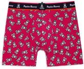 Psycho Bunny Logo Print Knit Boxer Briefs