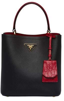 37b0ac34164e Prada Crocodile Handbags - ShopStyle