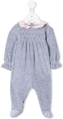 Siola Contrast Collar Pyjama
