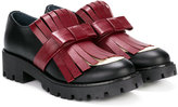 Marni fringed loafers