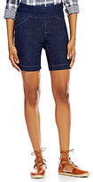 "Jag Jeans Ainsley Ainsley Pull-On 8"" Shorts"