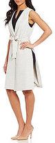 Antonio Melani Gayle Melange Suiting Vest